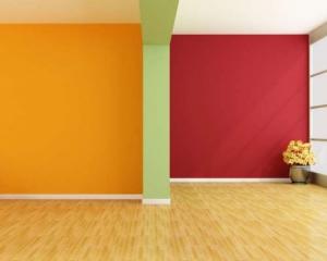 کاربرد رنگ روغنی در ساختمان